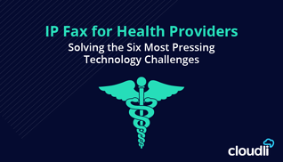 IP fax for health providers eBook cover image