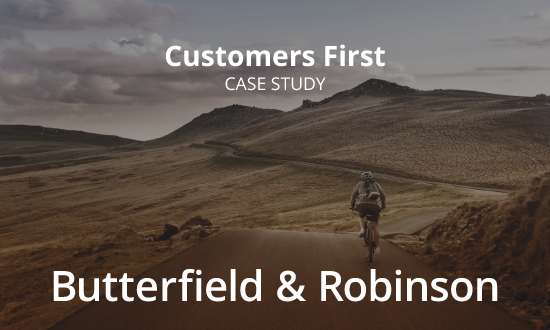 Butterfield & Robinson case study